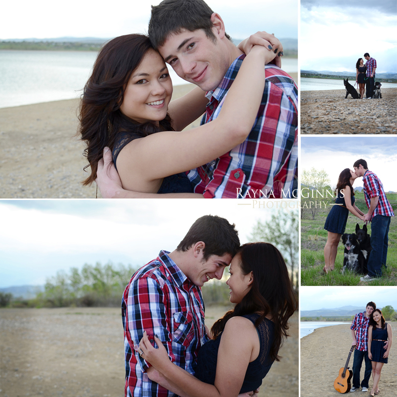 Engagement Session at Standley Lake