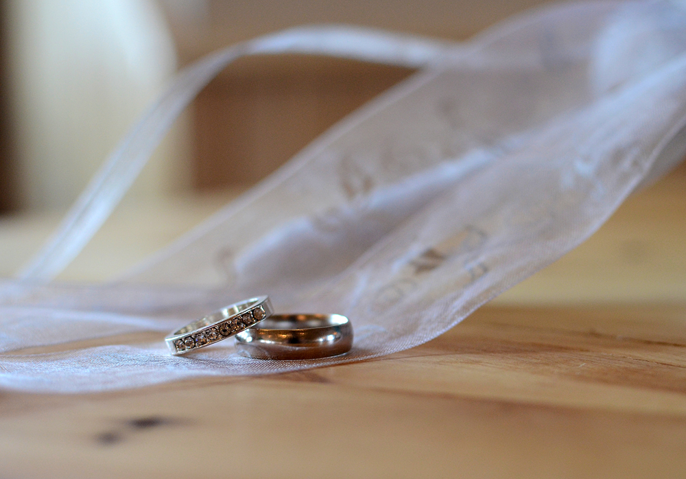Ring Shot by Boulder Wedding Photographer