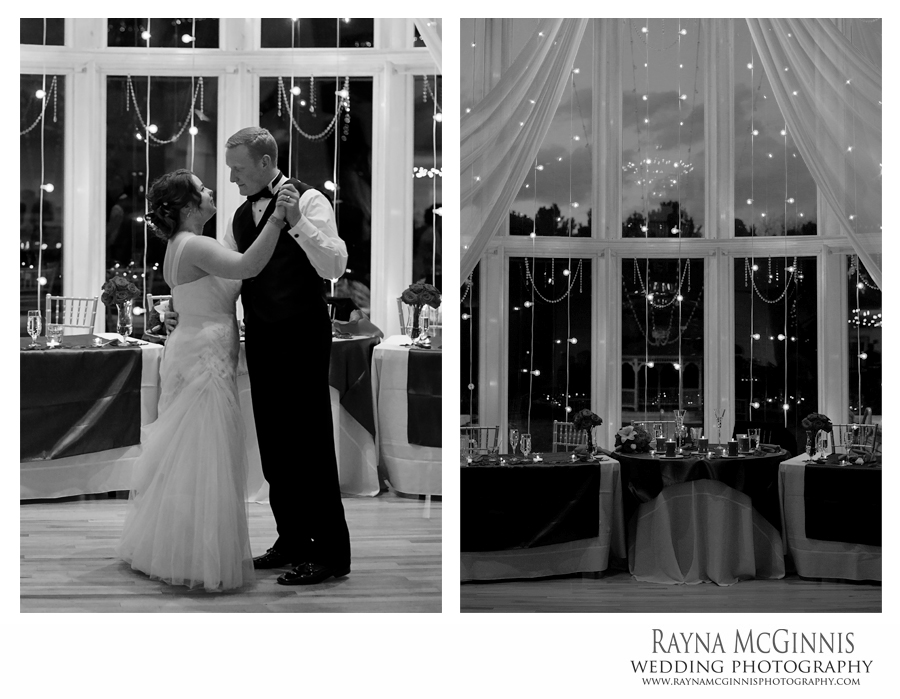 First Dance at Chateaux at Fox Meadows