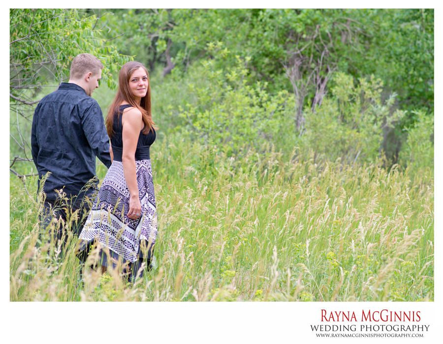 Engagement Session at Chatfield