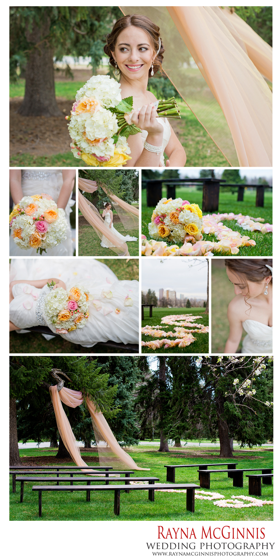 Denver wedding photography at cheesman park wedding canopy styled denver wedding photography at cheesman park junglespirit Choice Image