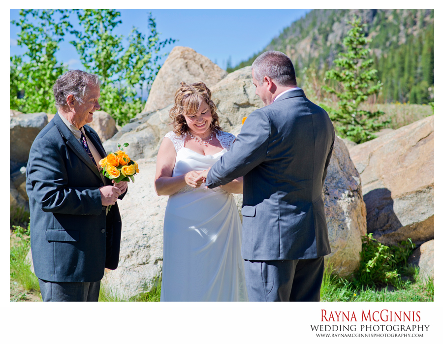 Colorado destination wedding photography
