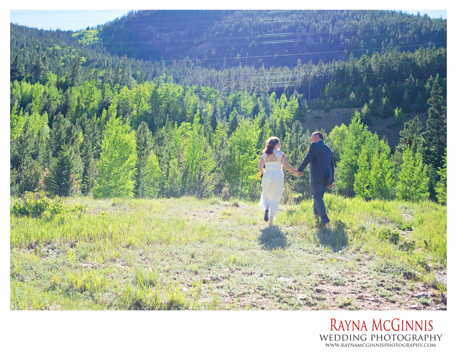 destination wedding photography in Georgetown, Colorado