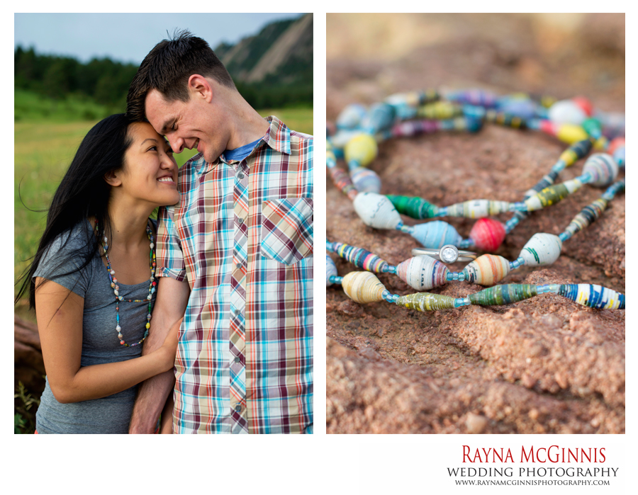 Engagement Session in Boulder, Colorado
