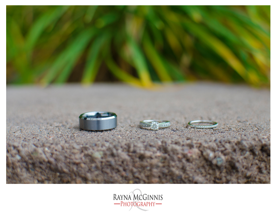 Rings shots at Chapel at Red Rocks Wedding
