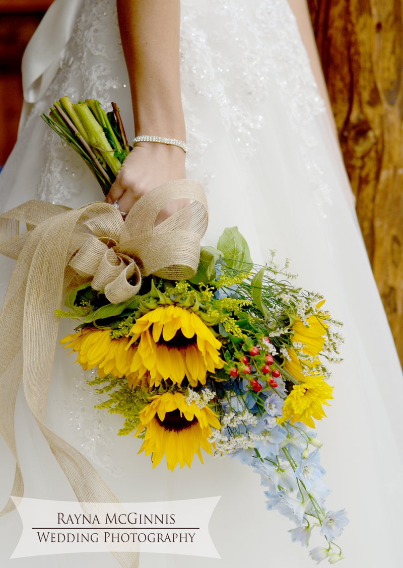Bridal Bouquet at Spruce Mountain Guest Ranch