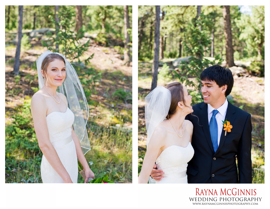 Destination Wedding Photography at Evergreen Wedding Venue Meadows at Marshdale