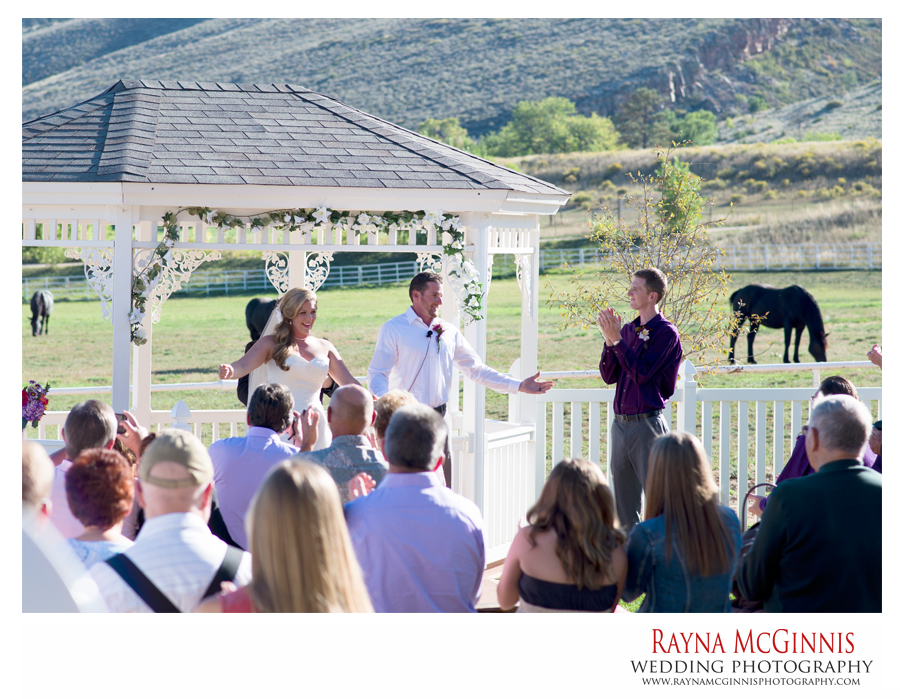 Ellis Ranch Wedding Photography Wedding Ceremony
