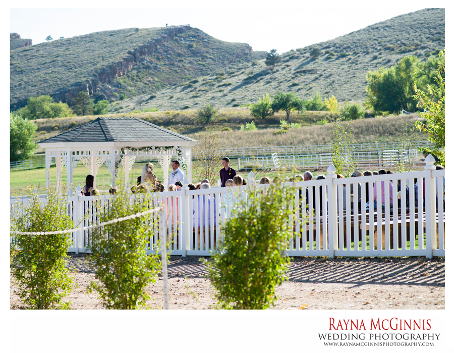 Ellis Ranch Wedding
