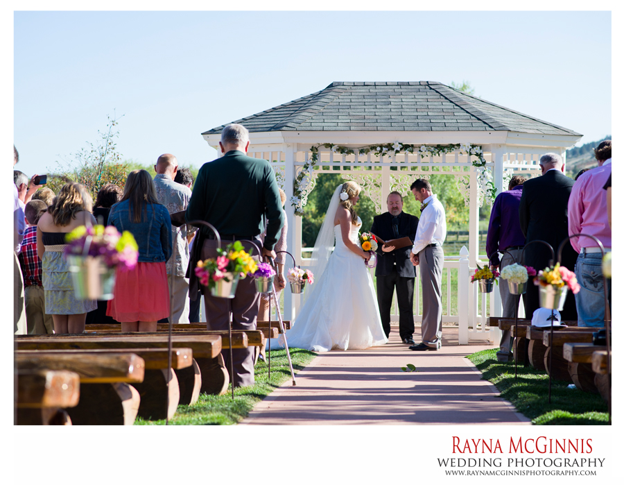 Ellis Ranch Wedding in Loveland, Colorado