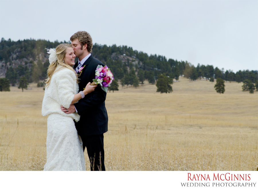 Evergreen Wedding Photography at Elk Meadow Open Space