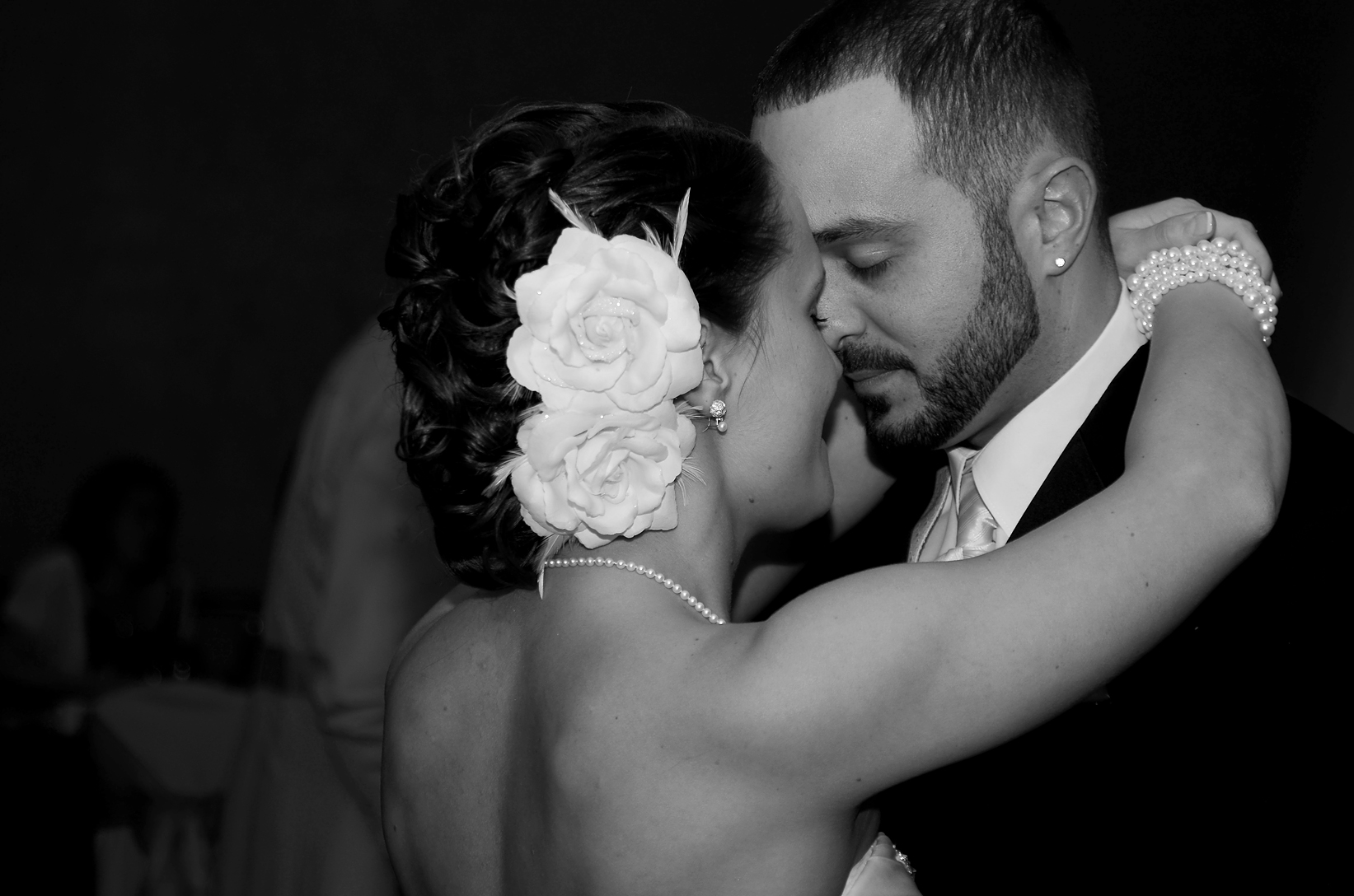 Golden Hotel Wedding Photography - First Dance