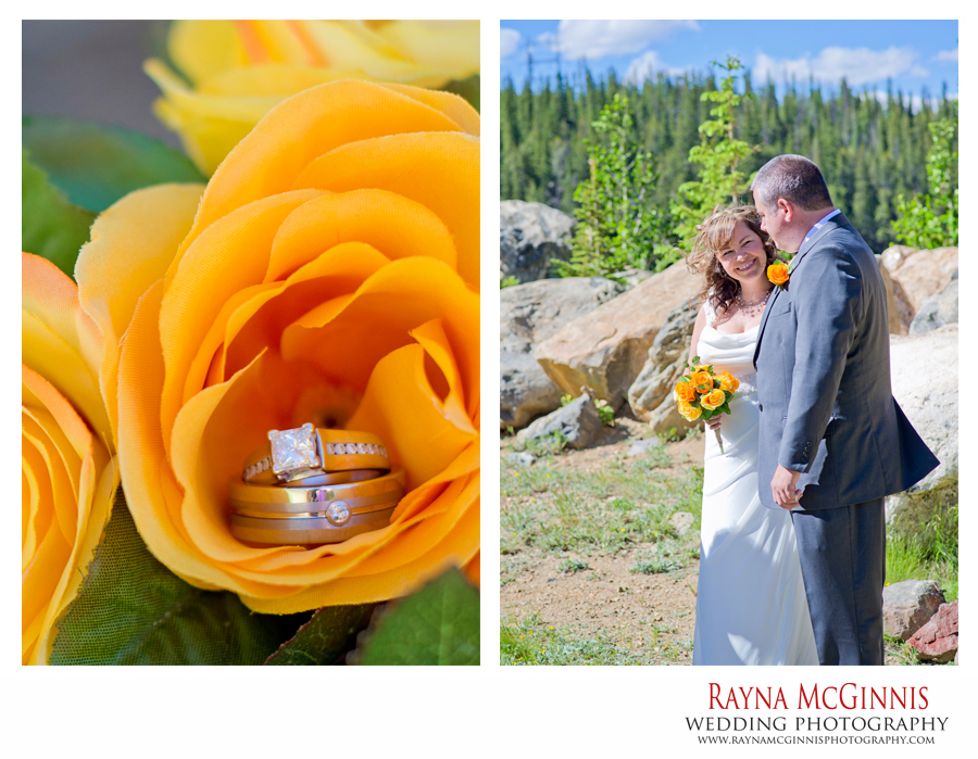 Destination Wedding in Georgetown, Colorado