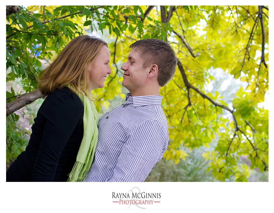 Golden Engagement Photography Session by Rayna Mcginnis