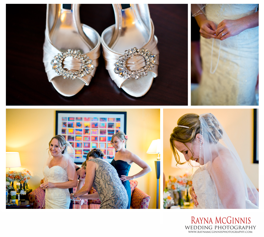 Littleton Wedding Photography, getting ready