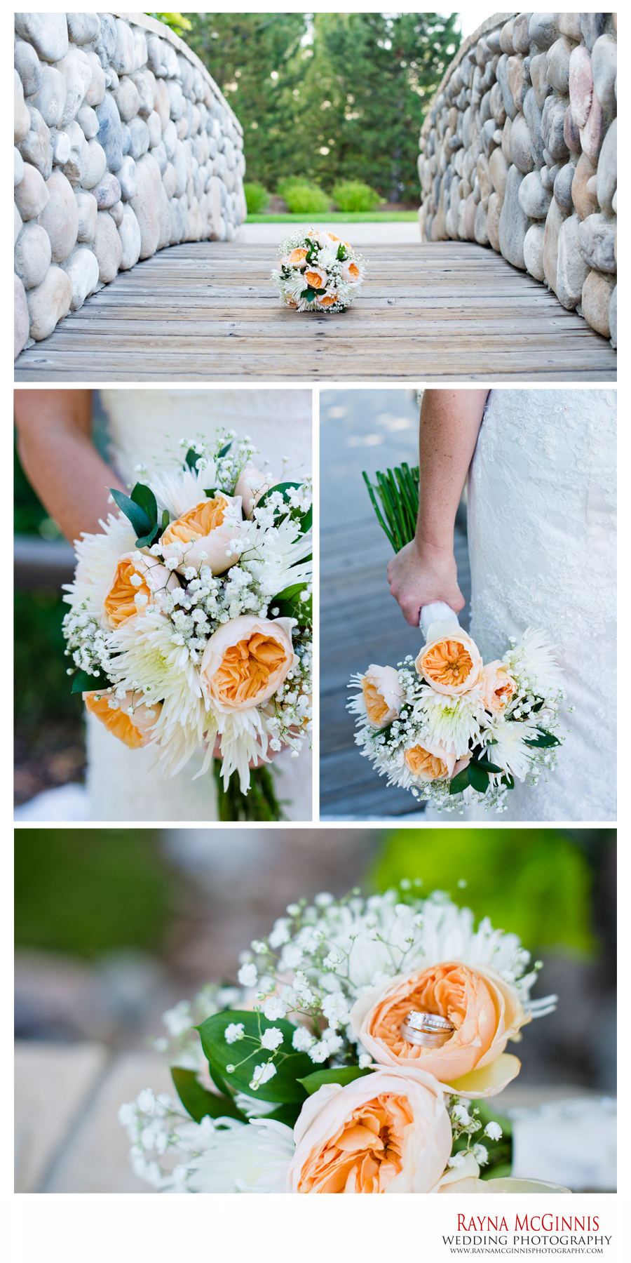 Wedding Bouquet by Petals of Heaven in Littleton, Colorado
