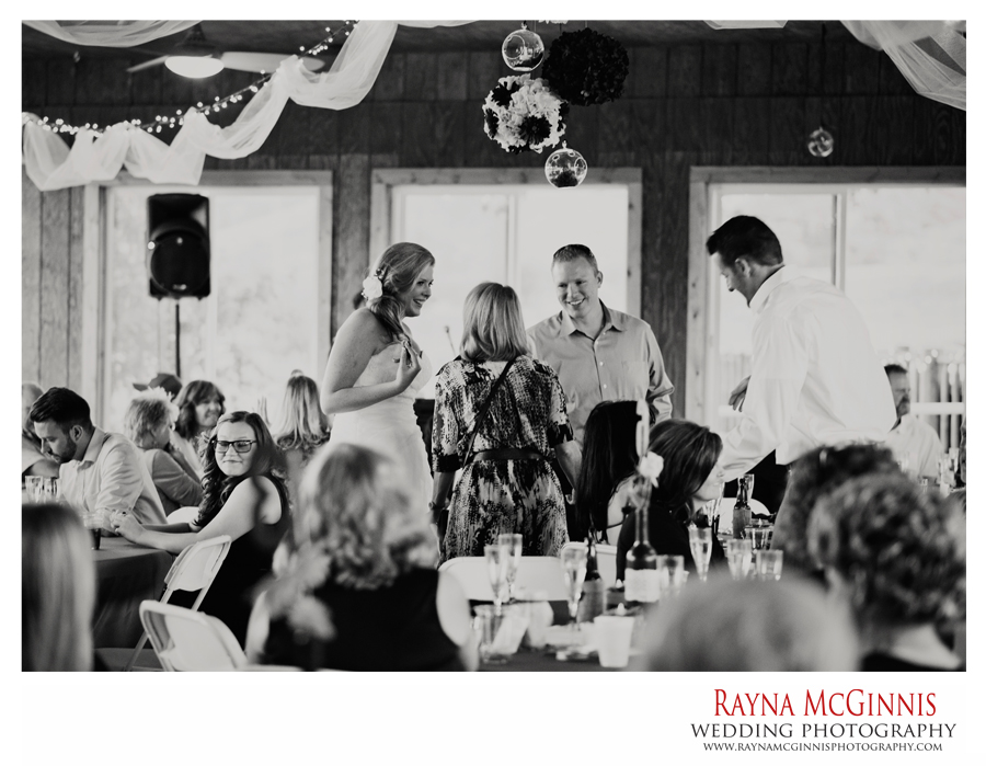 Ellis Ranch Wedding Reception