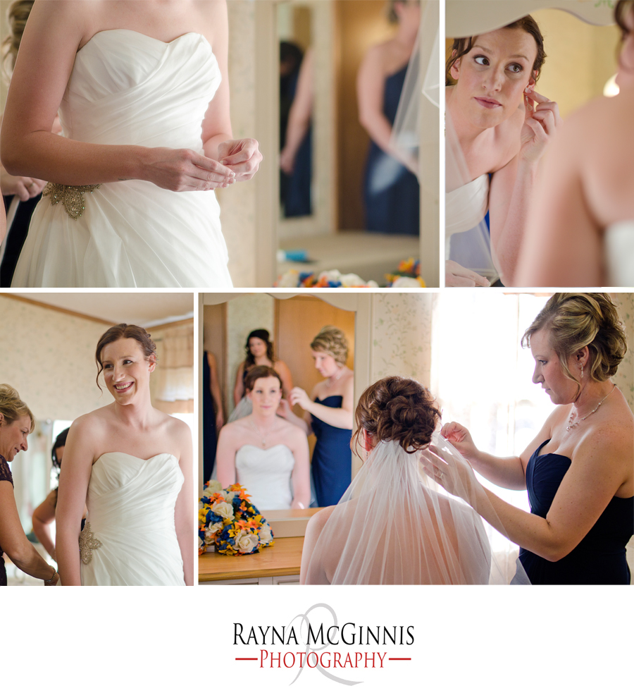 Loveland Wedding Photography of getting ready photos