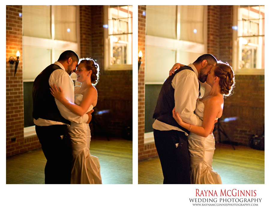 First Dances at the Lionsgate Dove House