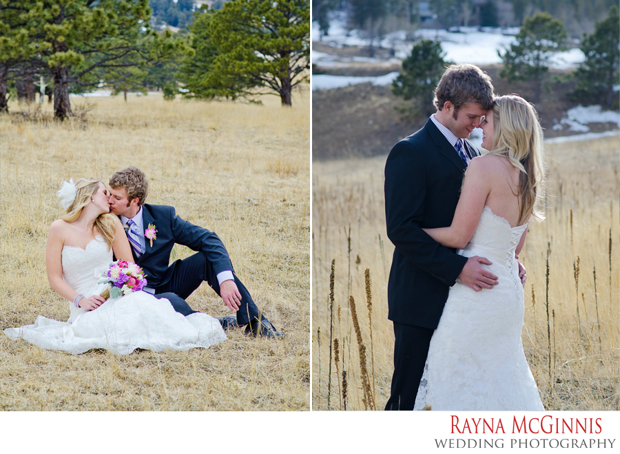 Evergreen Wedding Photography Session with the Denver Photo Betties